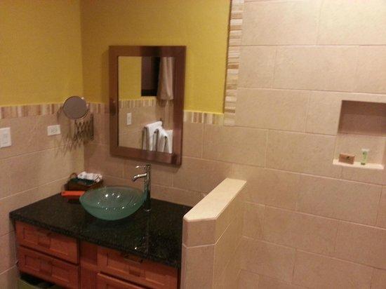 Casa de Montana Bed & Breakfast : Baño