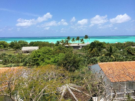 COMO Parrot Cay, Turks and Caicos: View from Main Building