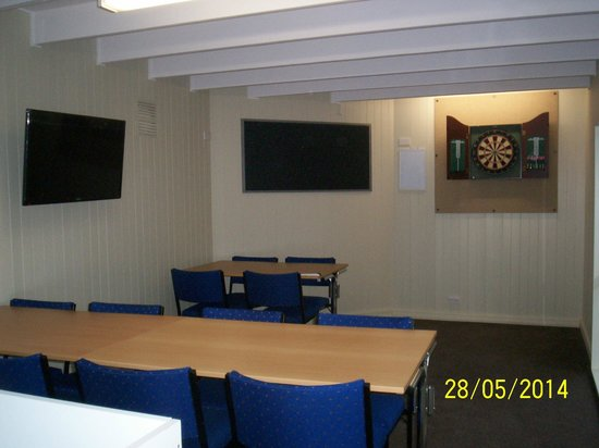 Spinnaker Motel: Recreation Room