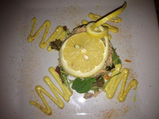 The Chetnole Inn : Tasty fishy starter