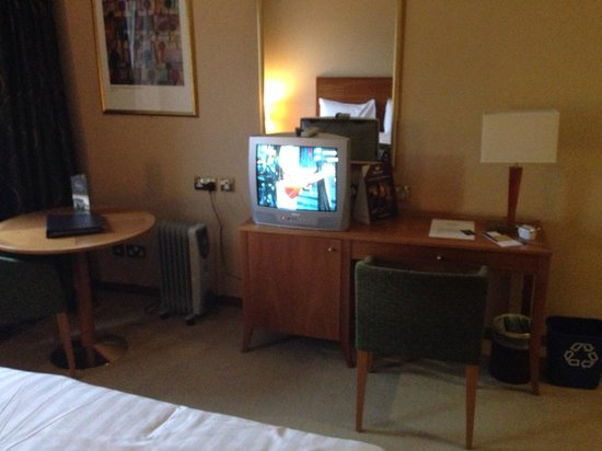 The Millrace Hotel: Room 201