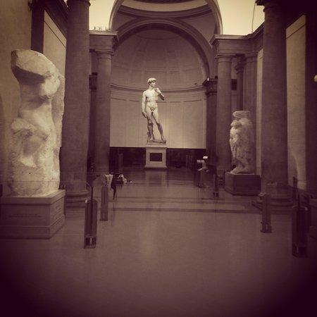 Galleria dell'Accademia : Il david