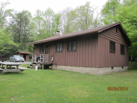 Black Water Falls Cabins 63