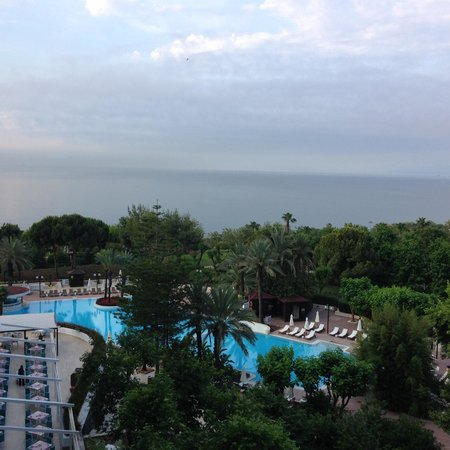Rixos Downtown Antalya: View from the room