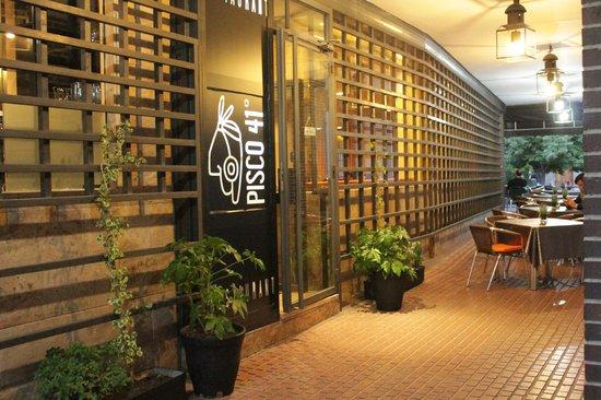 Pisco41: Restaurante peruano Pisco 41º