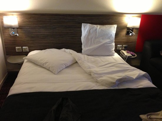Hotel Mercure de Blois Centre : Letto