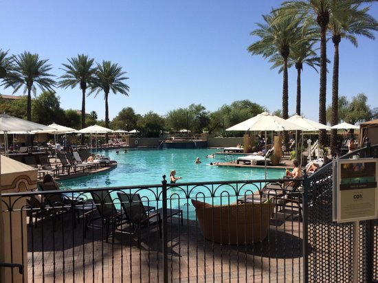 Fairmont Scottsdale Princess : One of the pools