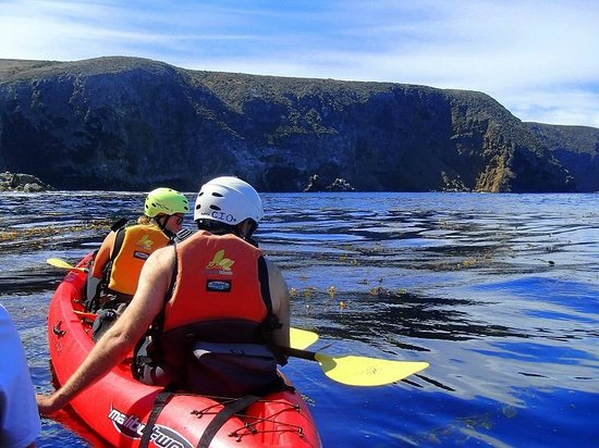 Channel Islands Outfitters: Channel Islands Kayaking