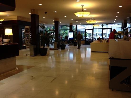 Hotel Anabel: Lobby