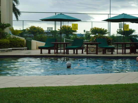 Fiji Gateway Hotel: Large pool