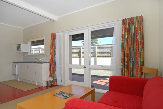 Spinnaker Motel: Kitchen Studio