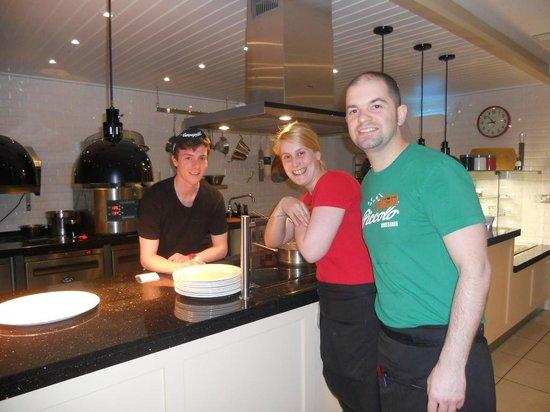 Crieff Hydro Hotel and Resort: Picollo Restaurant