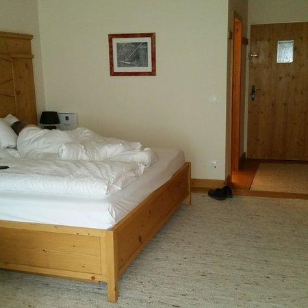 BEST WESTERN PLUS Berghotel Rehlegg: doubleroom..spacious
