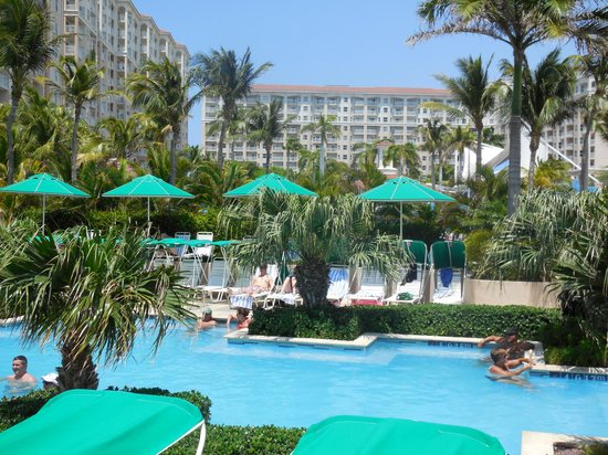 Marriott's Aruba Surf Club: Serenity Pool