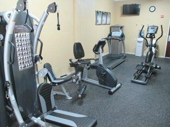 Best Western Plus Waxahachie Inn & Suites: Newest Addition Fitness Center