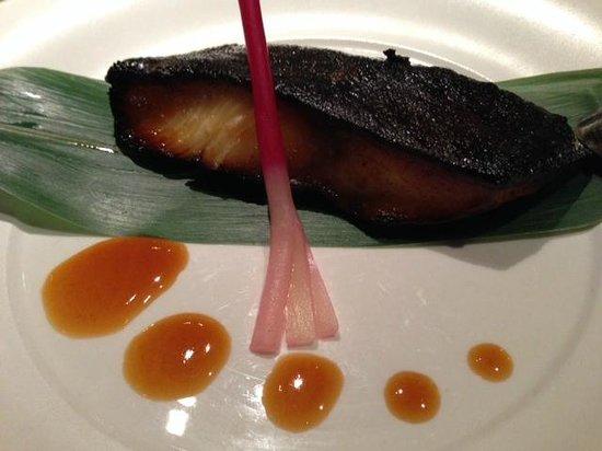 Nobu : Black cod miso - the best!