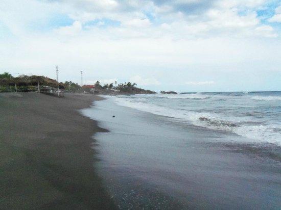 Playa Las Peñitas: Tranquilo lugar