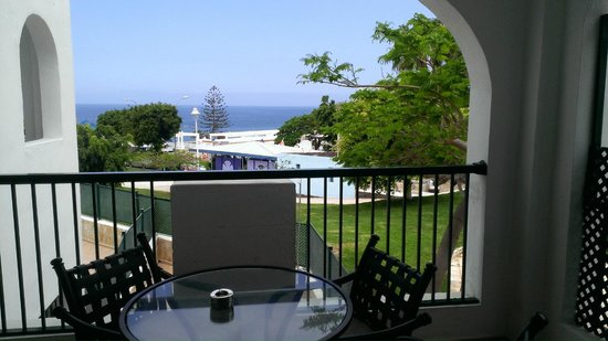 Sunset Harbour Club by Diamond Resorts: Вид с балкона