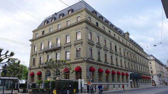 Hotel Metropole Geneve: Swissotel Metropole Geneva, rue du Rhône