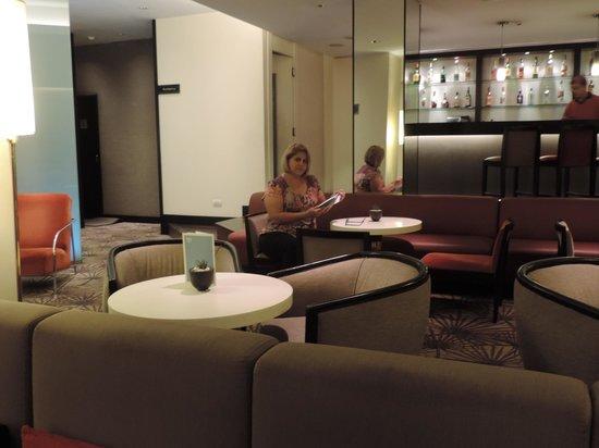 NH Buenos Aires Crillón: recepção do hotel
