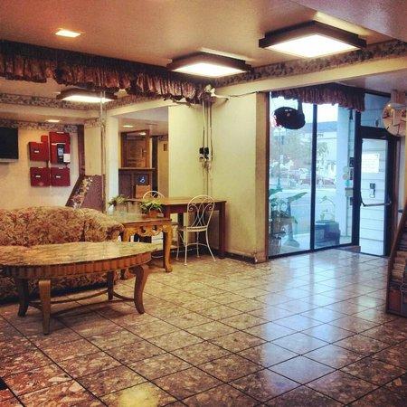 Aloft Sunnyvale: Lobby