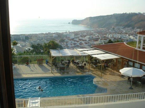 Miramar Hotel & SPA: vista maravilhosa