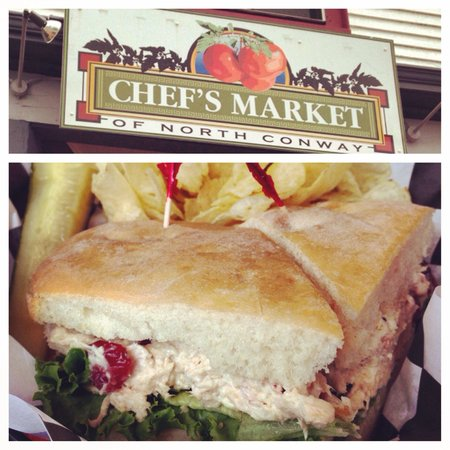 Chef's Bistro: Great place to grab some delicious sandwich!