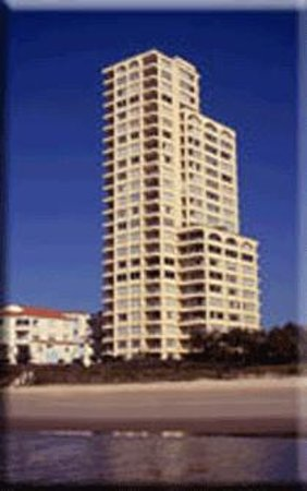 The Penthouses Apartments - right on the beach