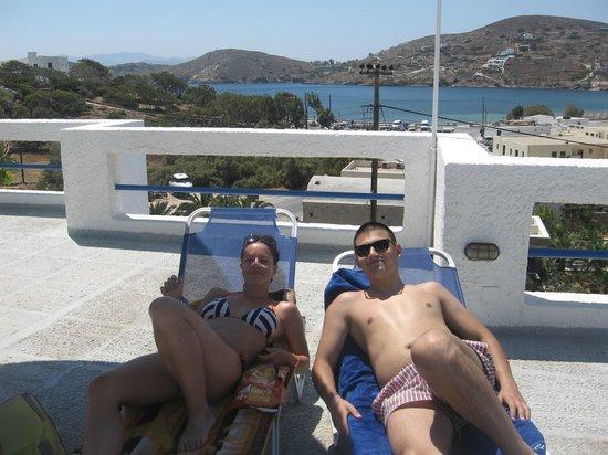Kritikakis Village Hotel: chill
