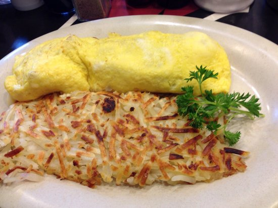Boots & Kimo's Homestyle Kitchen: Omelet