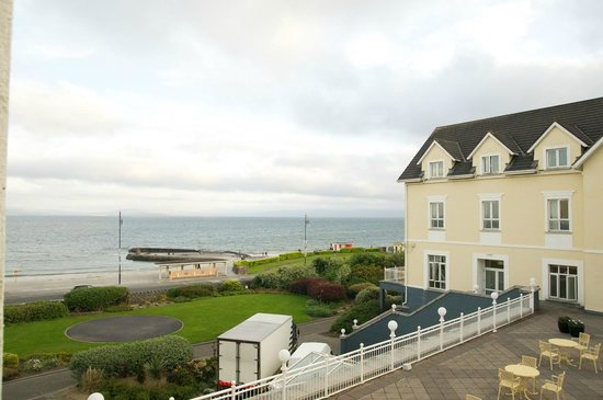 Galway Bay Hotel: View from my room