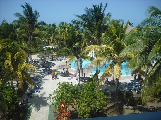 IBEROSTAR Daiquiri: View from the room balcony