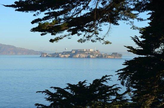 HI San Francisco Fisherman's Wharf: la vue côté baie