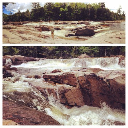 Kancamagus Highway : Waterfalls!