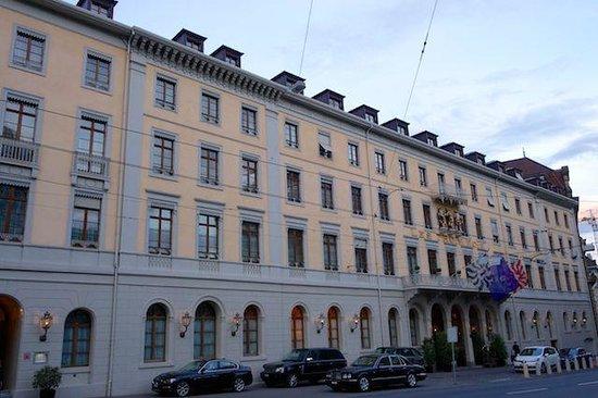 Grand Hotel Les Trois Rois: L'hôtel