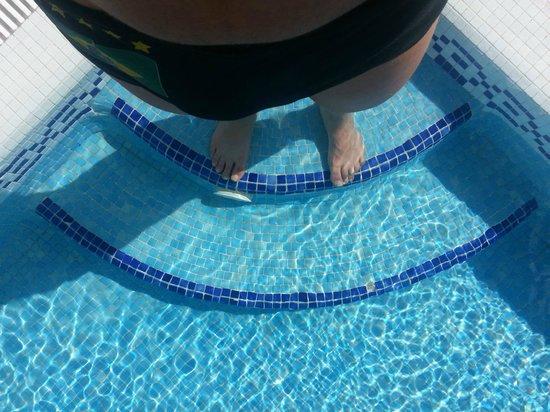 Apartamentos Las Faluas: i miei piedi che salutano