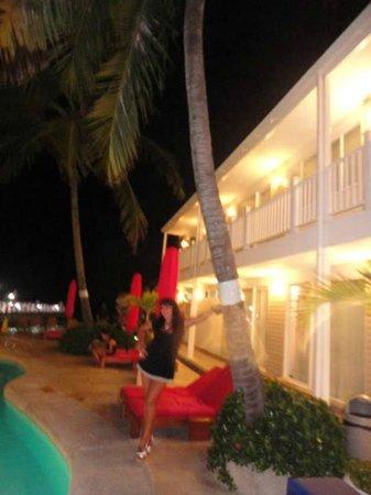 Decameron Los Delfines: descansando en el hotel