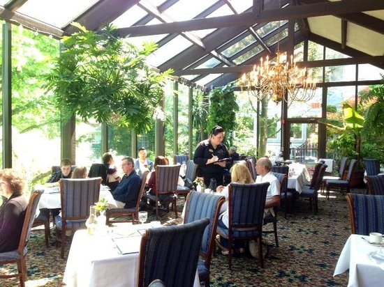 Dan'l Webster Inn & Spa : Dining