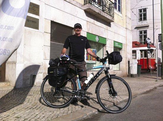 Bikeiberia Bike Tours & Rentals: Off for an adventure