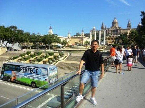Barcelona Bus Turistic: Passeio de ônibus em Barcelona-Esp.