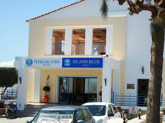 Pefki Islands Resort: Reception