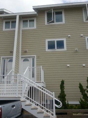 Ocean High Condominium Association : 2 bdrm townhome
