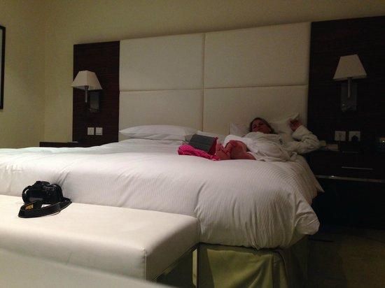 Hilton Dubai Jumeirah Beach: room