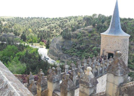 Alcázar de Segovia: Rooftop Views Are Stunning