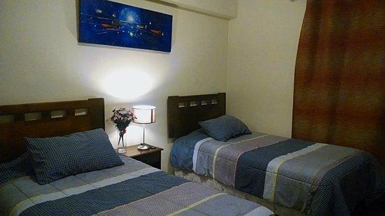 Hostal Millaray : habitación doble