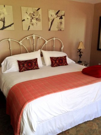 Garden and Sea Inn : Shiraz suite