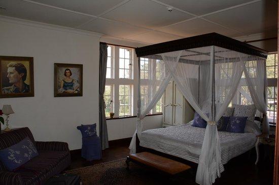 Giraffe Manor : Bett'y room
