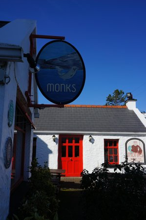 Monks Ballyvaughan : Very Nice and memorable place !