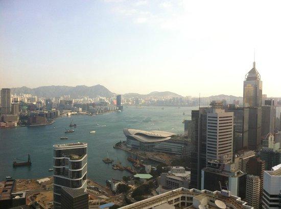 Island Shangri-La Hong Kong: Room with a View