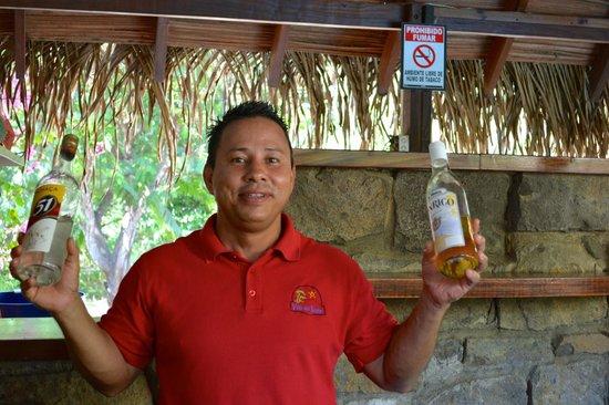 Villa del Sueño: Randal - He makes awesome cocktails!